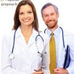La permanence téléphonique Médicale de Préposé à Béziers