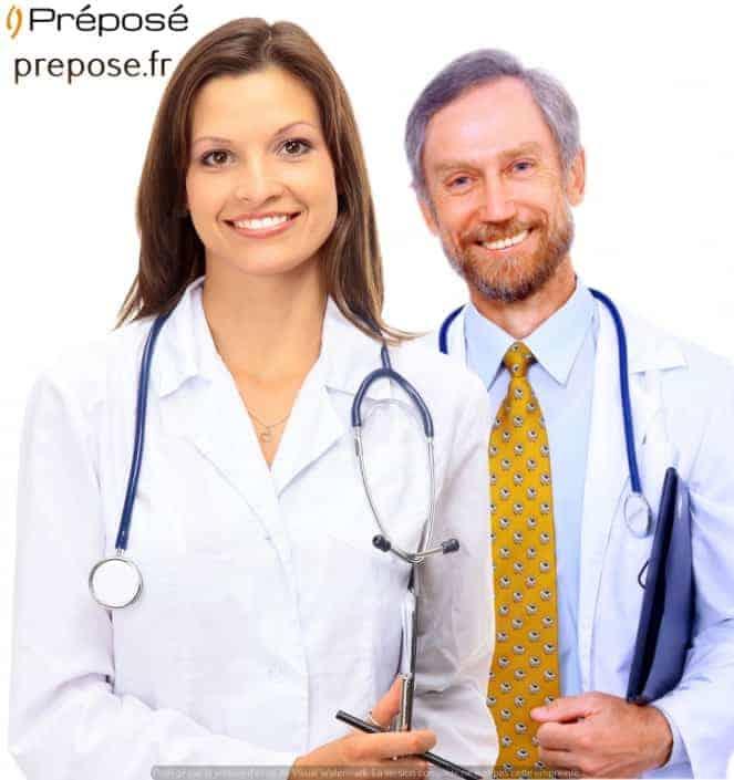 A Paris, la permanence téléphonique médicale de Préposé.